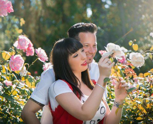 foto pre-boda primavera